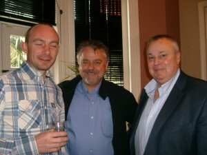 Wayne Collier the short one on the right
